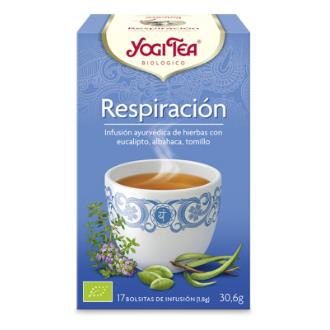 YOGI TEA RESPIRACION 17infusiones