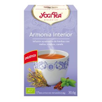 YOGI TEA ARMONIA INTERIOR 17infusiones