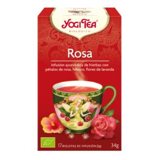 YOGI TEA ROSA 17infusiones