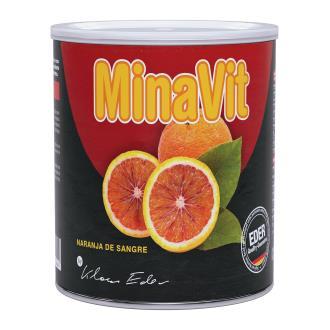 MINAVIT sabor naranja 450gr.
