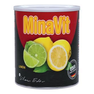 MINAVIT sabor limon 450gr.