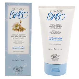VITA-AGE BIMBO crema corp. hidroprotectora 150ml.