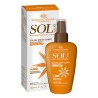 SOL LEON spray solar SPF 20 150ml.