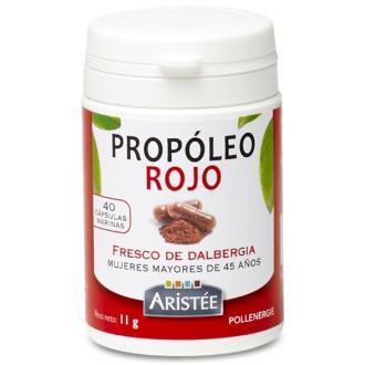 PROPOLIS ROJO DE DALBERGIA 40cap.
