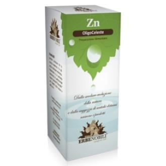 OLIGOCELESTE ZN zinc 50ml.
