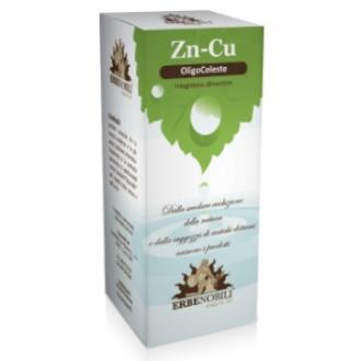 OLIGOCELESTE ZN-CU zinc-cobre 50ml.