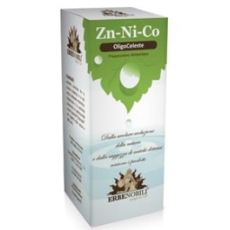 OLIGOCELESTE ZN-NI-CO zinc-niquel-cobalto 50ml.
