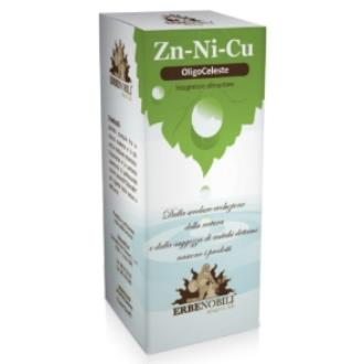 OLIGOCELESTE ZN-NI-CU zinc-niquel-cobre 50ml.