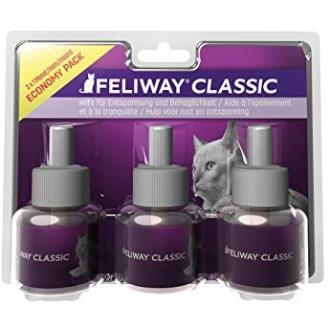FELIWAY CLASSIC pack recambio 3meses