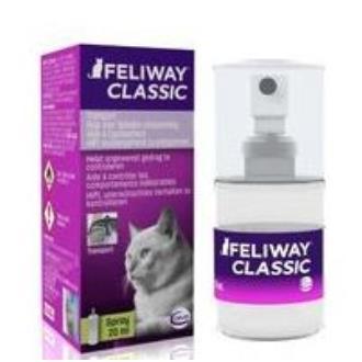FELIWAY CLASSIC spray travel 20ml.