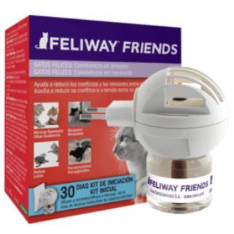 FELIWAY FRIENDS difusor+recambio 48ml. 1mes