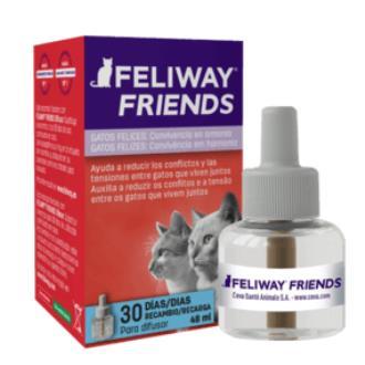 FELIWAY FRIENDS recambio 48ml. 1mes
