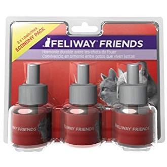 FELIWAY FRIENDS pack recambio 3meses