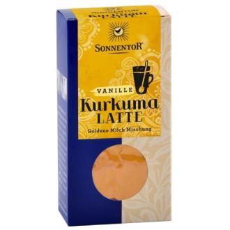 CURCUMA LATTE VAINILLA leche dorada 60gr. BIO