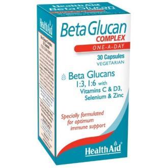 BETA GLUCAN complex 30vcap.