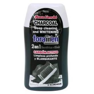 CREMA DENTAL CHARCOAL carbon activo 2en1 100ml.