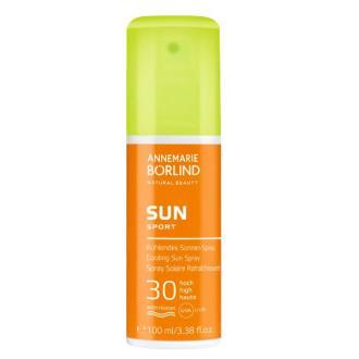 SUN SPORT COOLING spray SPF30 100ml.