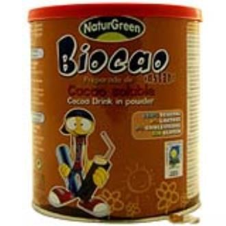 BIOCAO cacao soluble 400gr.