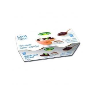 POSTRE DE COCO con cacao 190gr.