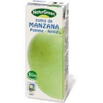ZUMO DE MANZANA mini 200ml.