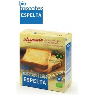 BISCOTES DE PAN con harina blanca  270gr.
