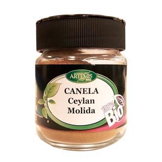 ESPECIA DE CANELA CEYLAN molida 70gr. BIO