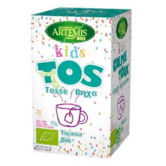 KIDS TOS infusion 20bolsitas. BIO
