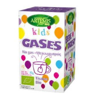 KIDS GASES infusion 20bolsitas. BIO