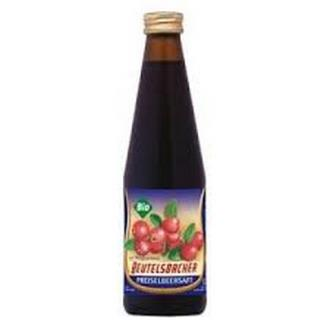 ZUMO DE ARANDANOS ROJOS antioxidante 700ml. BIO