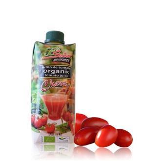 ZUMO DE TOMATE cherry 500ml. BIO SG