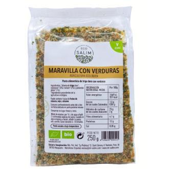 MARAVILLA con verduras 250gr. BIO