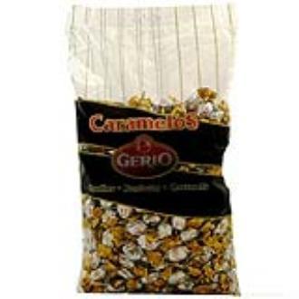 CARAMELO DE MIEL Y LIMON mini 1kg.