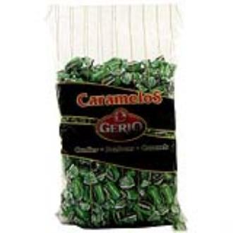 CARAMELO DE MENTA GERIOLIN 1kg.