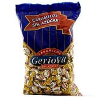 CARAMELO DE MIEL Y LIMON mini 1kg. S/A