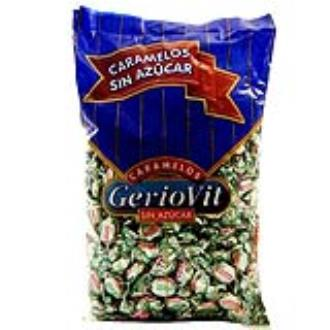 CARAMELO DE EUCALIPTO mini 1kg. S/A