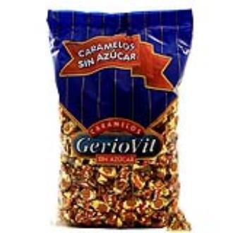 CARAMELO SOLOMIEL mini 1kg. S/A