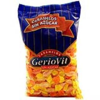 CARAMELO DE GAJOS ACIDOS 1kg. S/A