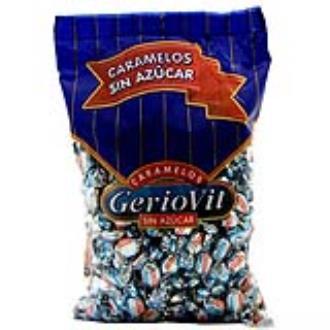 CARAMELO DE MENTA mini 1kg. S/A