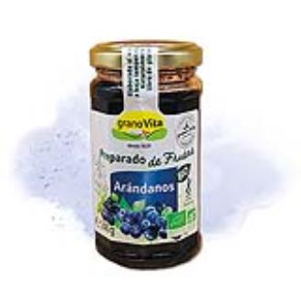 MERMELADA DE ARANDANOS 240gr.