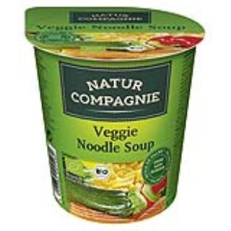 VEGGIE NOODLE con verdura sopa instantanea 50gr.