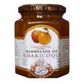 MERMELADA DE ALBARICOQUE 310gr. S/A