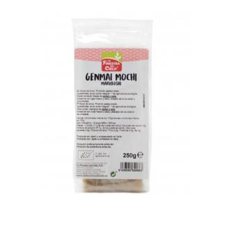 GENMAI MOCHI (dulce japones de arroz) 250gr. BIO