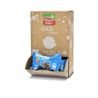 ENERGY BALL coco y cacao 20uds. ECO SG VEGAN