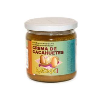 CREMA DE CACAHUETES 330gr. BIO