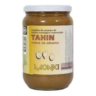 TAHIN tostado 330gr. BIO S/SAL