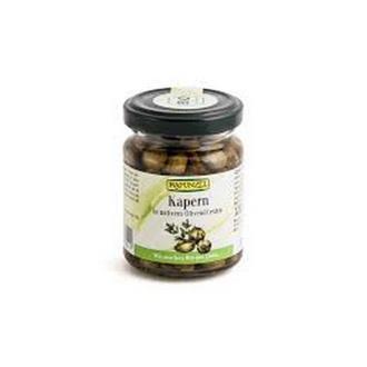 ALCAPARRAS en aceite de oliva 120gr. BIO VEGAN