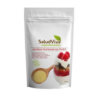 LEVADURA NUTRICIONAL con vitamina b12 150gr. VEGAN