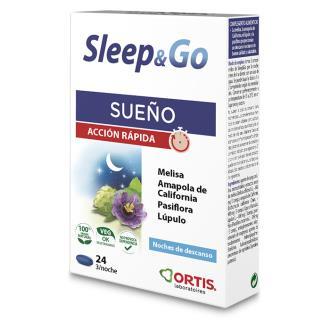 SLEEP & GO 24comp.