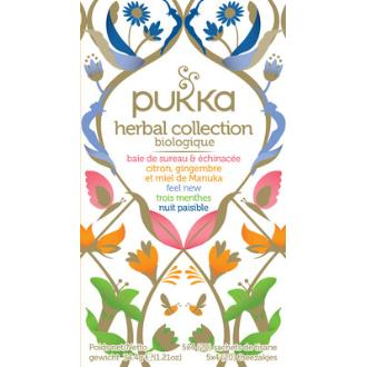 HERBAL COLECCION infusion 20ud. BIO
