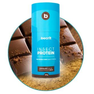 INSECT PROTEIN chocolate-maca 650gr.